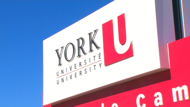 Back To Work : Ontario government ends york university strike with back to work