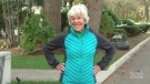 Betty Jean McHugh set a time record for racers over 90 in her last marathon.