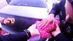 Ohio police officers save choking baby