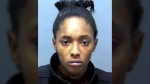 Brianna Ashanti Lofton, 20, has been charged with two counts of felony child abuse.
