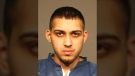 Parmvir 'Parm' Singh Chahil appears in this undated photo provided by Peel Regional Police.
