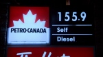 Drivers in Metro Vancouver haven't paid 155.9 cents a litre for gas since June 2014.
