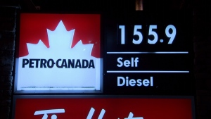 B C  carbon tax helps push gas prices to record highs | CTV News