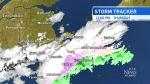 Spring storm closes Maritime schools