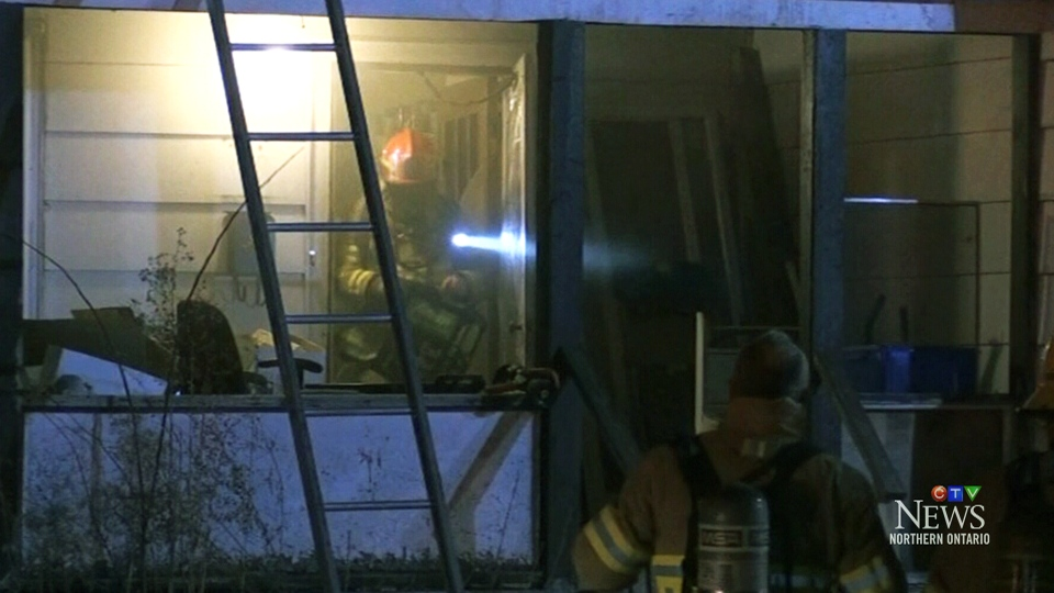 North Bay house fire claims one life