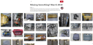 The Edmonton Police Service has uploaded photos of stolen items to its Pinterest page.