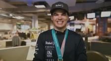 Deux-Montagnes moguls skier Mikael Kingsbury