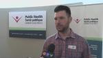 Alain Paquette Sudbury Public Health nurse