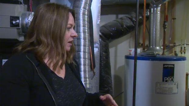 Tanya Chopek - Stench in Evergreen home