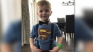 Three-year-old Noah Catto of Calgary was removed from life support in Florida on March 18 after being pulled from a pool the previous day (supplied)