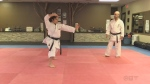 Martial artist Marissa Meandro is 16 years old