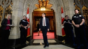 CTV National News: Senate excitement