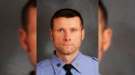 37 year old firefighter Michael R. Davidson was assigned to Engine Company 69 and bravely served the Department for 15 years. (New York City Fire Department / Facebook)