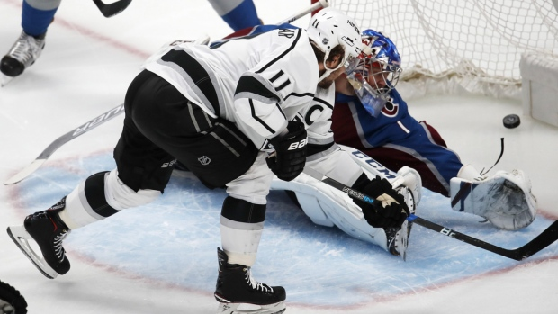 Kings' Anze Kopitar tallies first 4-goal game
