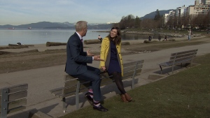 Ross McLaughlin tours the top ranking neighbourhood with Vancouver Magazine's editor, Stacey McLaughlan. (CTV)