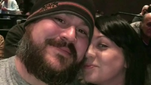 Friends and family say 42-year-old Marc J. Poulin and 45-year-old Jennifer Lynne Semenec died in a fire in Springhill, N.S.