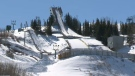 WinSport says it will be closing down the ski jumps at Canada Olympic Park at the end of October 2018.
