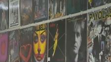 Cover art - Vinyl albums