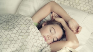 Children between the ages of four and 10 require anywhere from 10 to 13 hours of sleep nightly. (martinedoucet / Istock.com)