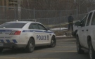Police say at approximately 1:15 p.m. Saturday, they responded to a report of a male body discovered in a wooded area behind the 3600 block of Joseph Howe Dr. in Halifax.
