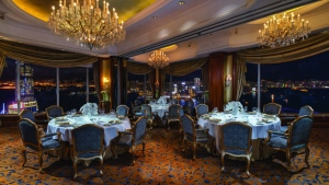 Restaurant Petrus at Island Shangri-La, Hong Kong, is seen in this photo. (Source: Shangri-La)