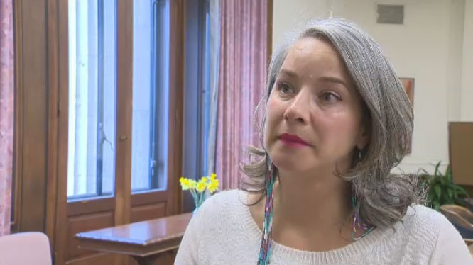 Nahanni Fontaine launches petition