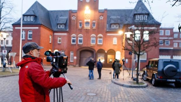 German court orders Catalan separatist Puigdemont held in custody