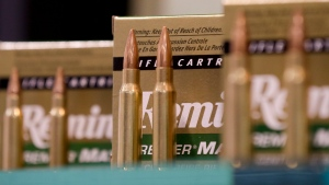 U.S. gun maker Remington files for bankruptcy protection