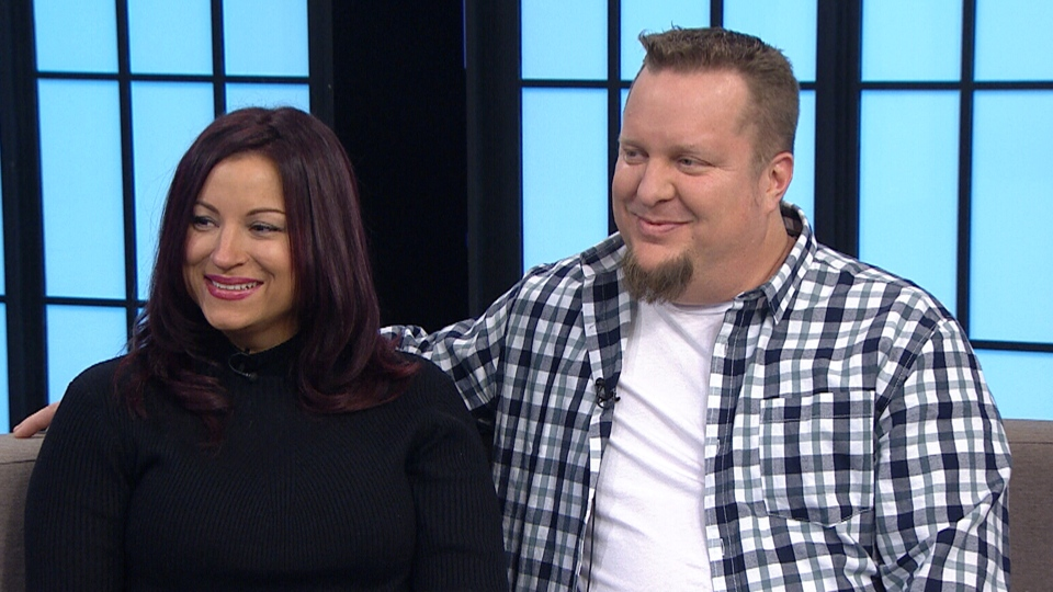 'Minds of Madness' co-creators Bek and Tyler Allen appear on CTV's Your Morning, Monday, March 26, 2018.