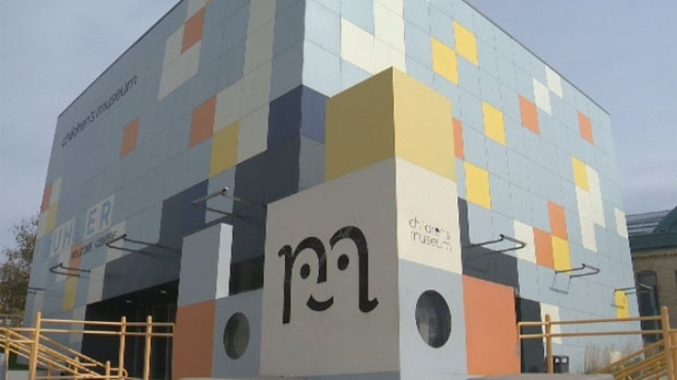 The Children's Museum at The Forks. (File image)