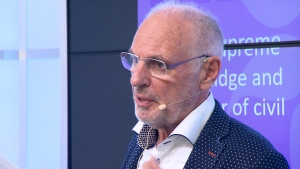 Controversial former physician Philip Nitschke, the founder of Exit International.
