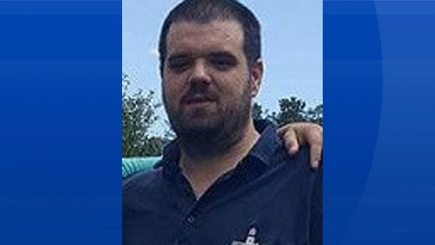 Joshua Slauenwhite was last seen at a convenience store in Farmington, N.S. on Aug. 4, 2017. (Lunenburg District RCMP)