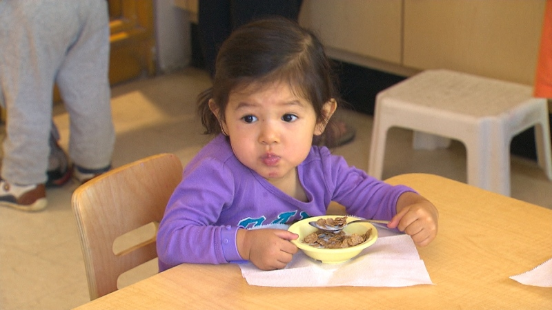 Nine child care spaces across Vancouver Island are receiving funding to expand: (File Photo)