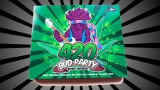 420 Bud Party Countdown
