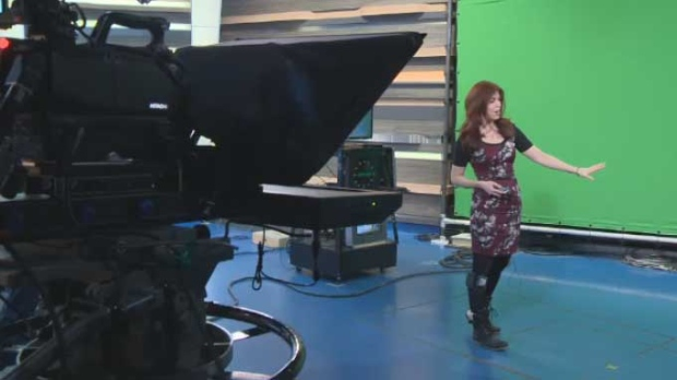 Five Star App >> Behind the Scenes with CTV: Terri Apostle | CTV News