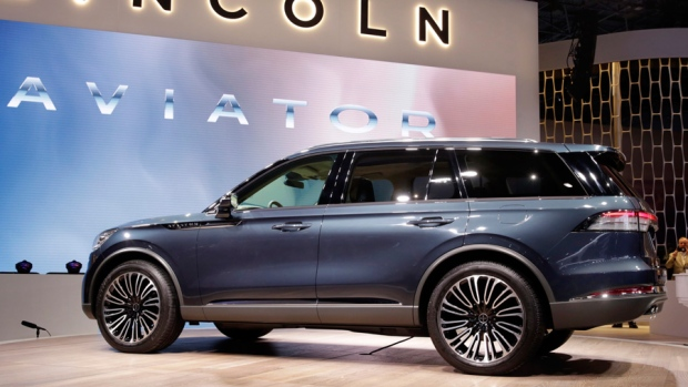 SUVs To Steal The New York International Auto Show CTV News Autos - International autos