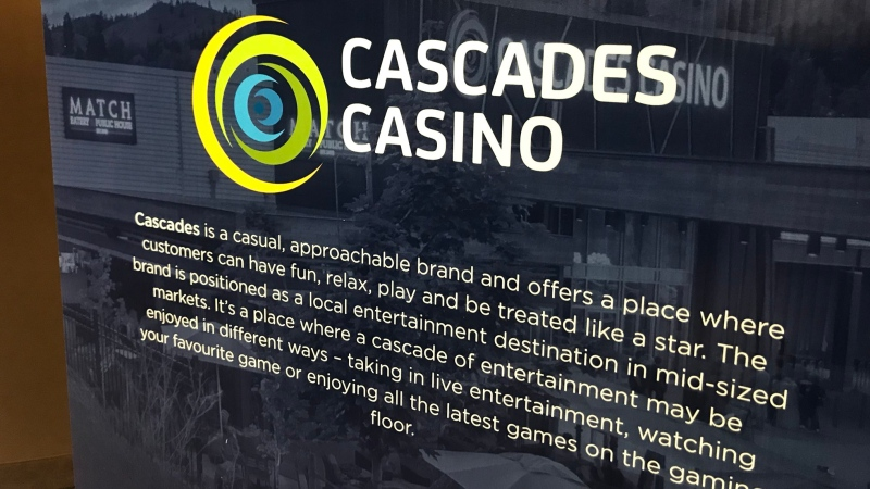 Gateway Casinos and Entertainment Ltd. is investing into a new Cascades casino in Chatham, Ont., on Wednesday, March 28, 2018. (Rich Garton / CTV Windsor)