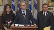 The Parti Quebecois