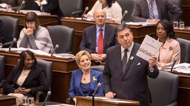 Charles Sousa in Queen's Park