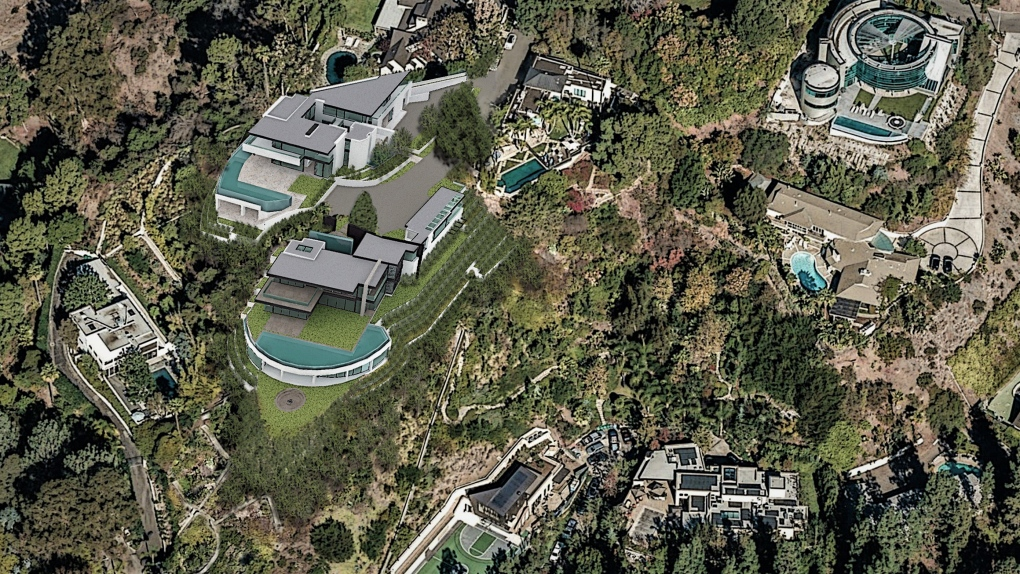 Neighbours say Francesco Aquilini's plans for Beverly Hills homes