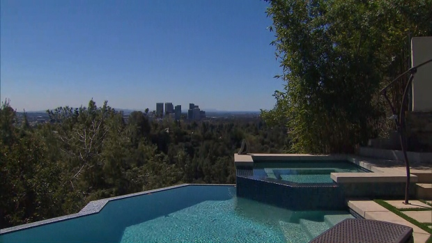 Beverly Hills neighbours upset over Aquilini homes   CTV News