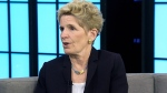 Kathleen Wynne plans to support and invest in peop