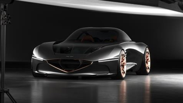 Genesis Essentia concept revealedAll-electric GT hints at future product plans