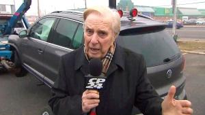 CTV News Special Correspondent Lloyd Robertson