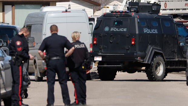 Police Car Auction Toronto >> Calgary police officer who was shot last week released from hospital   CTV News
