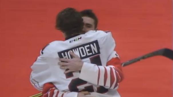 HOWDEN HUGGING