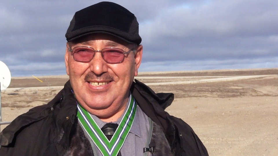 d9e4a437ba3 Remembering Inuit historian and  last great Franklin searcher  Louie ...