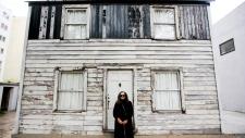 Rebuilt house of Rosa Parks