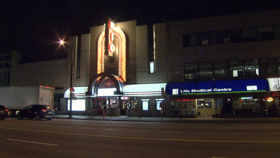 The owners of the Rio theatre are trying to buy the building it's housed in to save it from demolition.