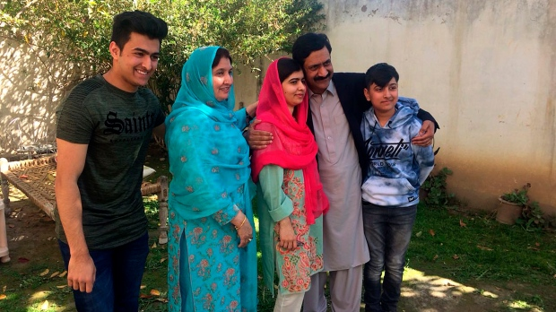 Malala ends first visit to Pak since shooting